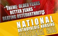 National Orthopaedic Nursing Conference 2019