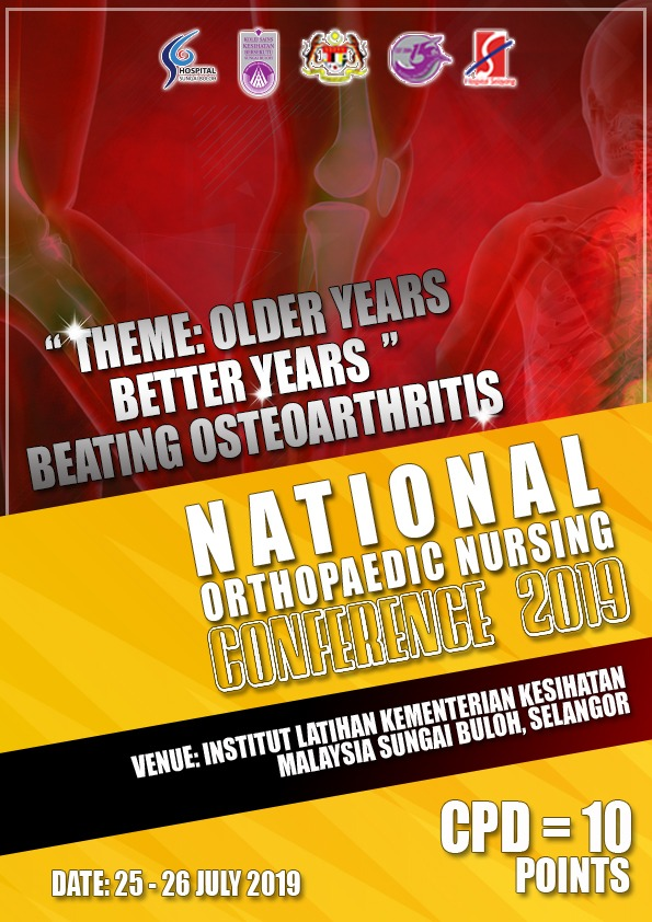National Orthopaedic Nursing Conference 2019 - Research