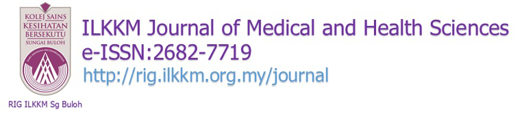 ILKKM Journal of Medical and Health Sciences